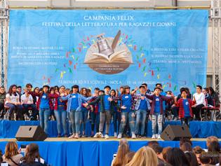 """""""Campania Felix. Festival della letteratura per ragazzi e giovani"""". A ISABELLA GRANDESSO con """"Phil n"""