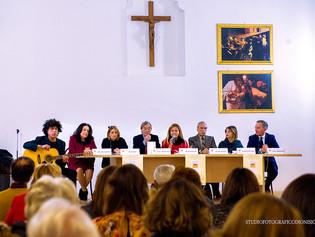 """Presentato il libro """"Donne al potere in Italia e nel Mondo"""" di Ermanno Corsi e Piero Antonio Toma"""