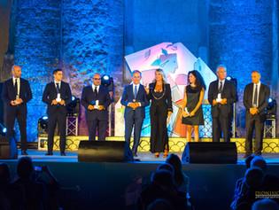 """Premio Cimitile 2021, conclusa con successo la XXVI Edizione. Consegnati i """"Campanili d'argento"""""""