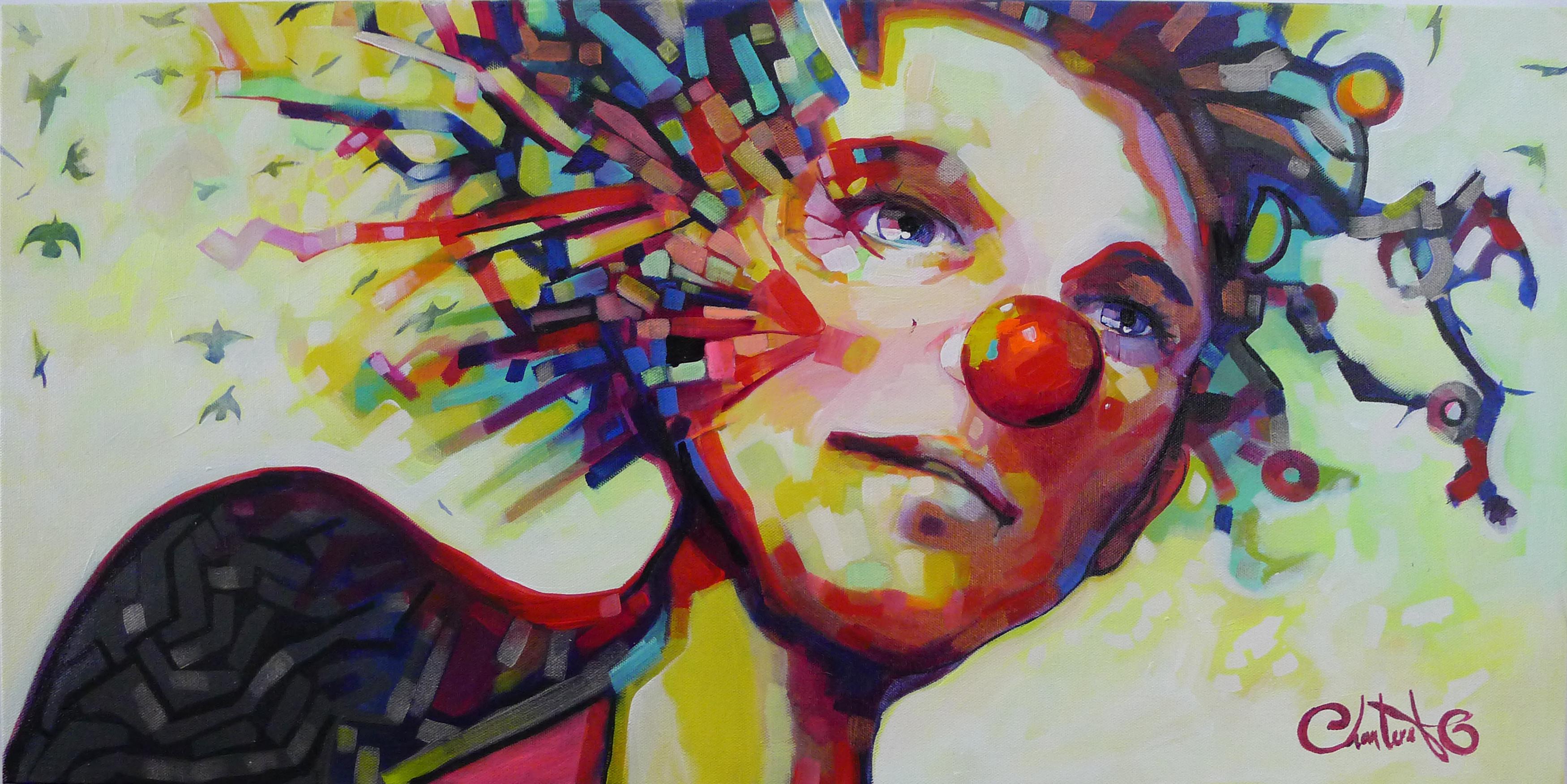 Clown Visionnaire