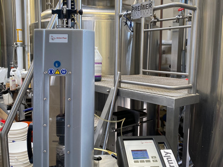 Molecules, Methods, and Myths: Dissolved Oxygen In a Brewery