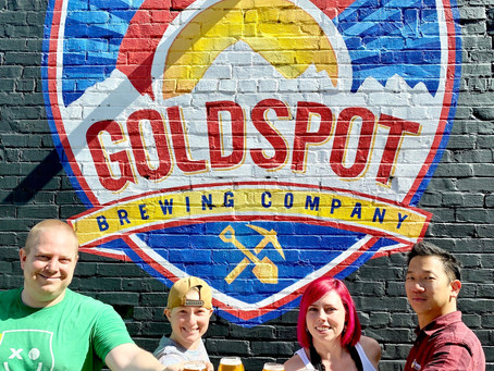 Fermly and Goldspot Brewing Co. Collaborate on Guanabana Hazy IPA