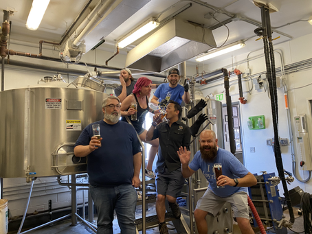 Fermly and Joyride Brewing - Party with Caution