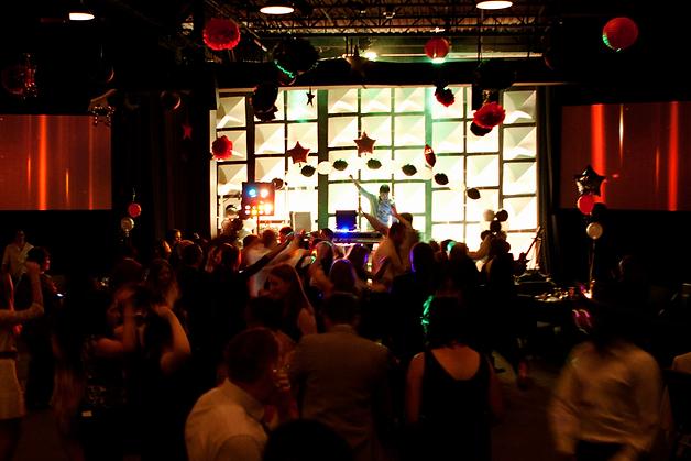 Sumosounds Corporate DJ Mosaic Benefit Dance