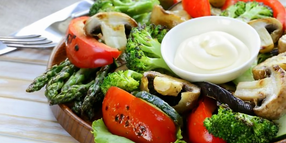 GMSA: David's Cooking Show - Antipasto Salad