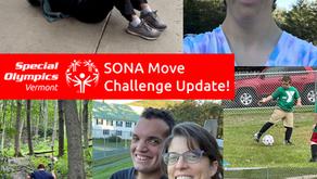 SOVT Athletes Shine During Fall SONA Move Challenge