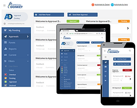 Approval Donkey - Simple Approval Workflows for your Business