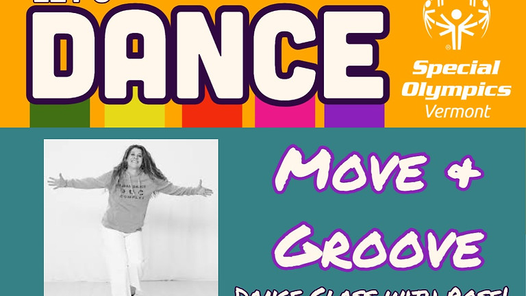 Move & Groove Dance Class with Rose! Session #6 - Disney