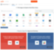 Zapier dashboard