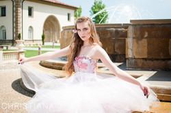 Model: Sadbera Skender Photographer: Christiana J Photography  Hair/Makeup: Kati