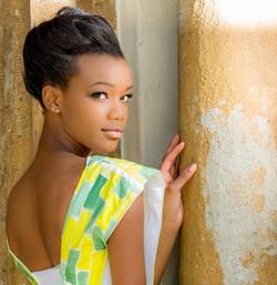 Model: Alonis Solomon Photographer: Tom Sellen - Pixel & Pen LLC Hair: Allyssa N