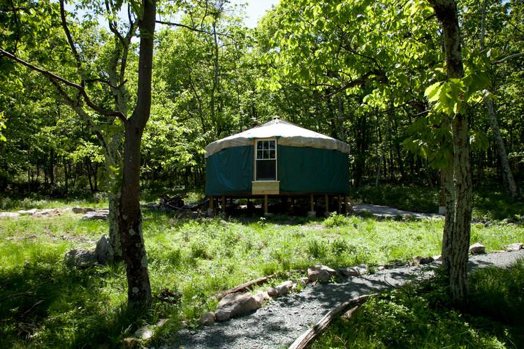 20' yurt south