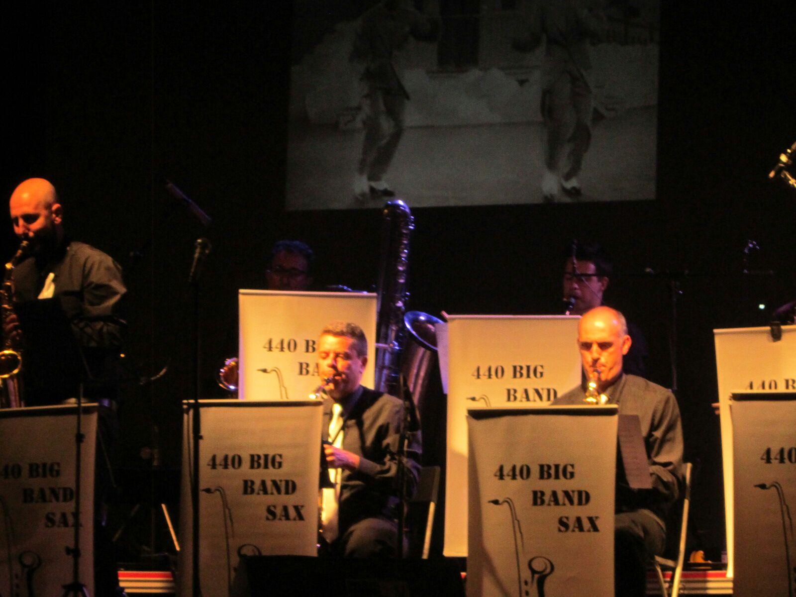 Directo de la 440 Big Band Sax