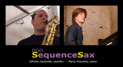 DÚO SEQUENCESAX