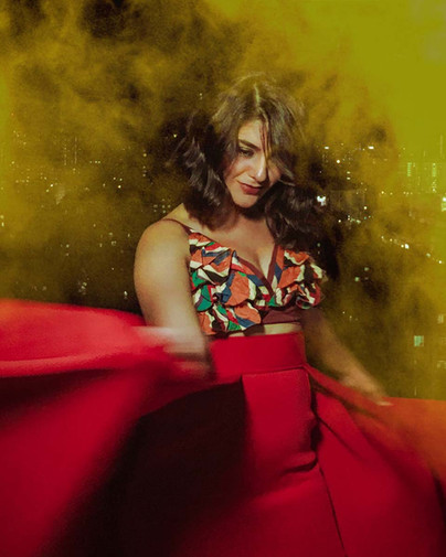 Pooja Gor   Shot on iPhone
