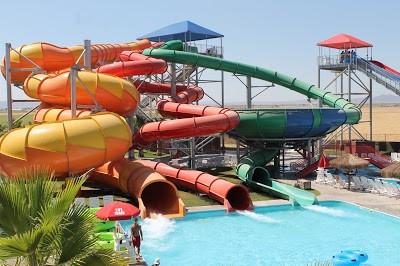 Red Racer Water Slide