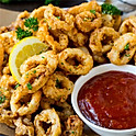 Deep Fried Calamari Small