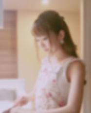 ._お気に入りのエプロン__laura_ashley_japan の🌸_._こ