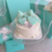 💍 Tiffany&Co Cake 💍_._好きなものを大切な人に_表現出来
