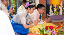 Traditional Cambodian (Khmer) Wedding Ceremony 2017