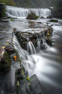 Monsal Dale Falls