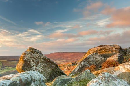 Carhead veiw upto Stanage North A (1 of
