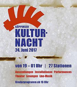 Pastellblicke - Jutta Pallasch bei Kulturnacht Göppingen 2017