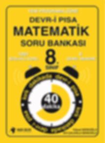8. Sınıf Matematik Soru Bankası Kapak.jp