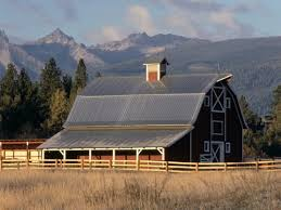 barn ravalli county