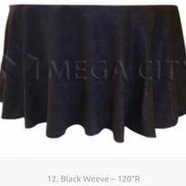 12. Black Weeve – 120″R