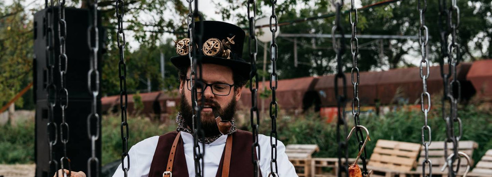 Software Circus 2017 - Steampunk catering