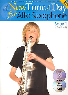 A Tune a Day deel 1 (NL)- Saxofoon