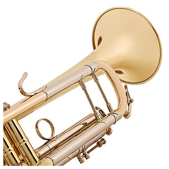 B&S Bb Trompet CHALLENGER I 3137G-1-0 Goldbrass