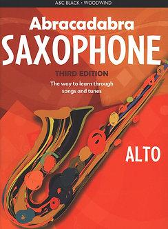 Abracadabra Saxophone & CD - Jonathan Rutland