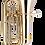 Thumbnail: John Packer Bb tuba JP378SSterling