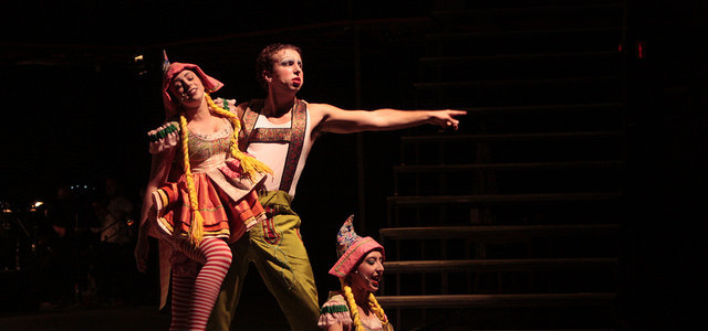 """""""Chicago"""" at Lycoming College"""