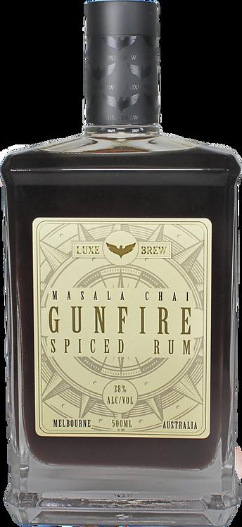 'GUNFIRE' MASALA CHAI SPICED RUM 500ml