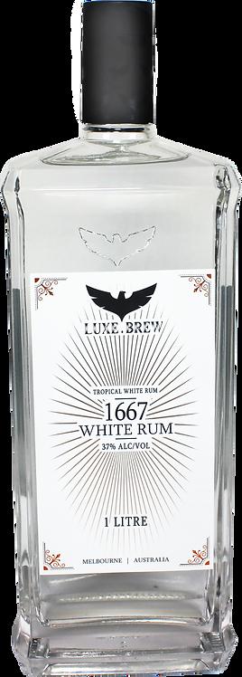 1667 - WHITE RUM 1 ltr