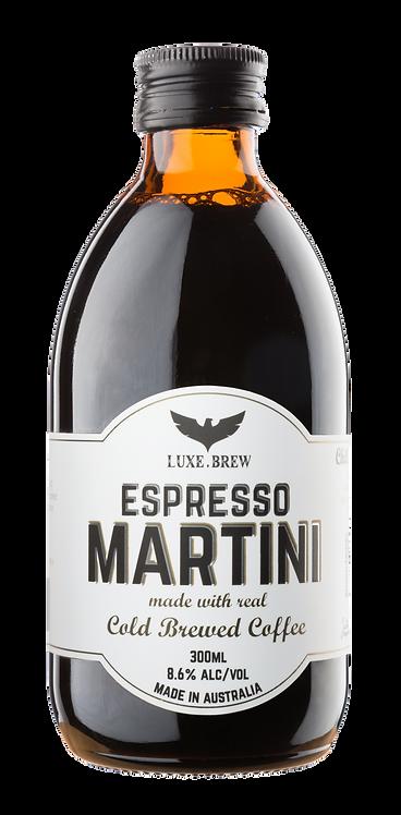 CLASSIC ESPRESSO MARTINI - 300ml