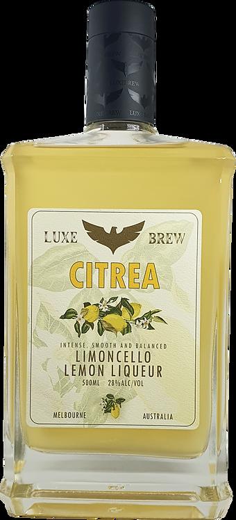 CITREA - LIMONCELLO LEMON LIQUEUR - 500ml