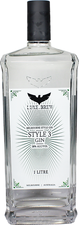STYLE 3 - GIN 1 ltr