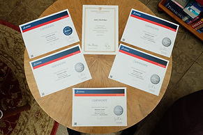Andrew Hope - Relevant Certificates.JPG