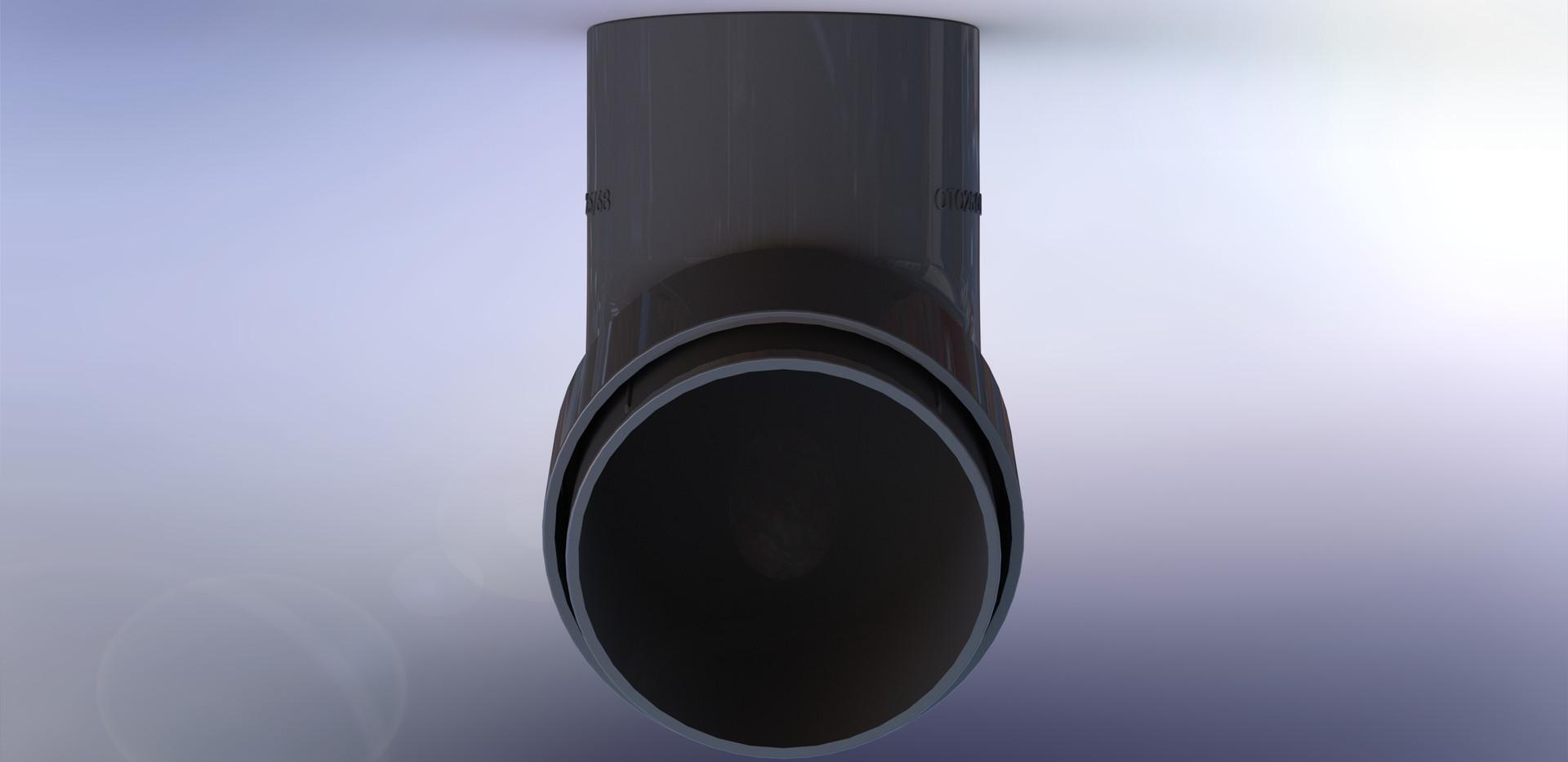 Rain Water Pipe Elbow - Render 005.JPG