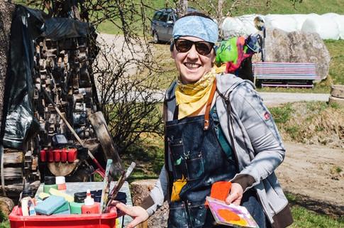 """Making of zum Gewinnspiel """"Kuhsuche"""" mit farmlifes"""