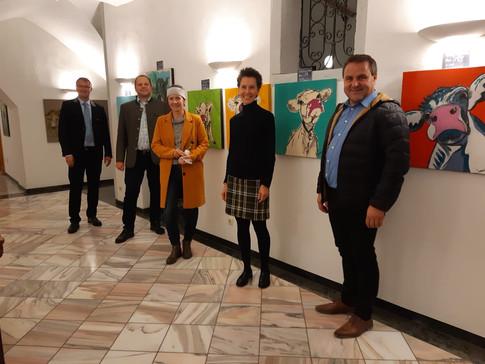 Ausstellungseröffnung Tamsweg