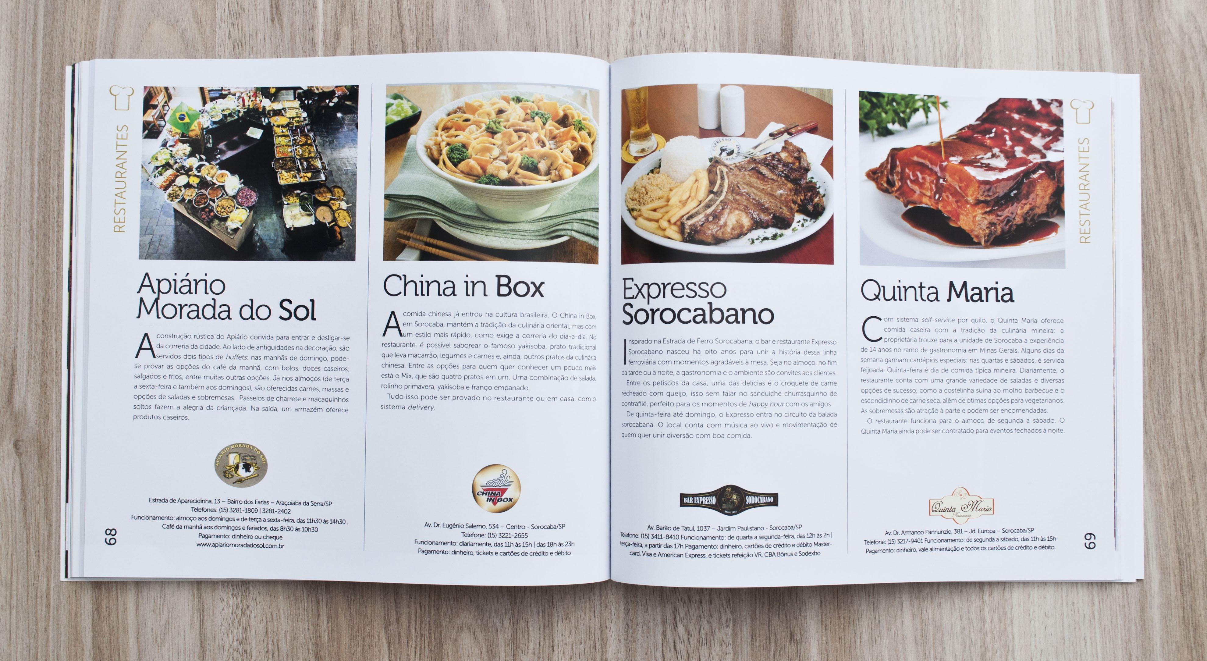 Revista Gastronomia