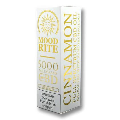 5000mg Cinnamon MCT+CBD Tincture