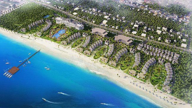 Golden Resort - Bắc Đảo Lan Châu