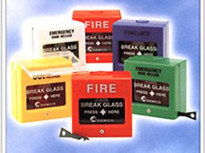 Nút Nhấn Khẩn Cấp Báo Cháy Demo D-108