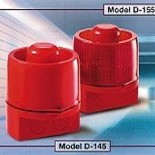 Đèn Còi Báo Cháy Kết Hợp Demco D-145 &D-155